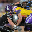Austrian Bowl XXVIII - Vikings vs. Raiders — Stock Photo