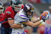 Eurobowl XXVI - Broncos vs. Vikings — Stock Photo