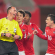 Stock Photo: Austrivs. Faroe Islands
