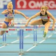 European Indoor Athletics Championship 2013. Eline Berings — Stock Photo