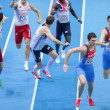 European Indoor Athletics Championship 2013.  Yury Trambovetsky  — Stock Photo