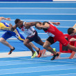 European Indoor Athletics Championship 2013. Harry Aikines-Aryeetey — Stock Photo
