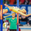 European Indoor Athletics Championship 2013. Ebba Jungmark — Stock Photo
