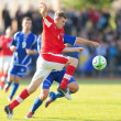 Austrivs. Bosniand Herzegovin(U19) — Stock Photo #30815327