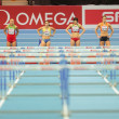 European Indoor Athletics Championship 2013 — Stock Photo