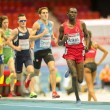 European Indoor Athletics Championship 2013.  Polat Kemboi Arikan — Stock Photo