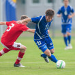 Austrivs. Bosniand Herzegovin(U19) — Stock Photo #30815545