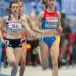 European Indoor Athletics Championship 2013. Yelena Soboleva — Stock Photo #30815653