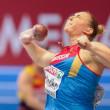 Campionati europei indoor di atletica leggera 2013. Yevgeniya kolodko — Foto Stock