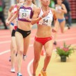 Gugl Indoor 2013. Andrea Mayr — Stock Photo