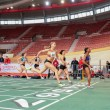 Vienna Indoor Classic 2013. Lekeisha Lawson — Stock Photo