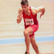 Vienna Indoor Classic 2013. Mateo Ruzic — Stock Photo