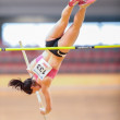 Vienna Indoor Classic 2013. Marie Froebe — Stock Photo