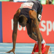 European Indoor Athletics Championship 2013.  Donald Sanford — Foto Stock