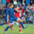 Stock Photo: France vs. Austri(U19)