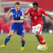 Stock Photo: Austrivs. Faroe Islands. David Alaba