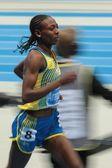 European Indoor Athletics Championship 2013. Adeba Aregawi — Stock Photo