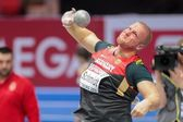 European Indoor Athletics Championship 2013. Marco Schmidt — Stock Photo