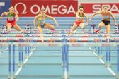 European Indoor Athletics Championship 2013. Remona Fransen — Stock Photo