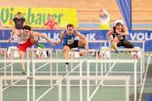 Vienna Indoor Classic 2013. Gianni Frankis — Stock Photo