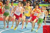 European Indoor Athletics Championship 2013. Juan Carlos Higuero — Stock Photo