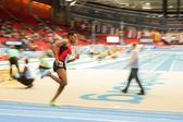 European Indoor Athletics Championship 2013. Hayle Ibrahimov — Stock Photo