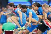 European Indoor Athletics Championship 2013. Paolo Dal Molin — Stock Photo