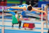 European Indoor Athletics Championship 2013. SIlvano Chesani — Stock Photo