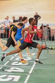 Vienna Indoor Classic 2013. Sam Gordon — Stock Photo