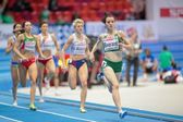 European Indoor Athletics Championship 2013. Ciara Everard — Stock Photo
