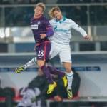������, ������: Austria vs Zenit St Petersburg