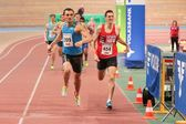 Vienna Indoor Classic 2014.  Ioan Zaizan — Stock Photo