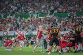 Austria vs Alemania — Stok fotoğraf