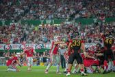 Austria vs. Germany — Stock Photo