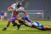 Giants vs. Vikings — Stock Photo