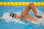 Stroeck Qualifying 2014. : Gergely Gyurta — Stock Photo