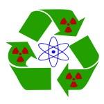 Постер, плакат: Nuclear Recycling