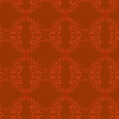 Damask seamless floral pattern. — Stock Photo