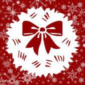 Kerstmis achtergrond. — Stockfoto