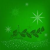 Fundo de Natal! — Fotografia Stock