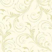 Elegant stylish abstract floral wallpaper — Stock Photo