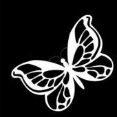 Fjäril — Stockfoto