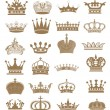 Crown collection! — Stock Photo #23555797