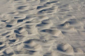 Sand pattern, interesting abstract texture — Stock Photo