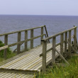 North Sea beach on Sylt island, Germany!! — Foto Stock
