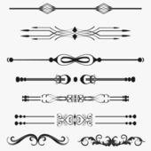 Grenzen und elemente für design!!!! — Stockfoto