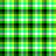 Stock Photo: Tartan, plaid pattern. Seamless vector.