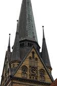 Church of St. Nicholas in Flensburg — Stock Photo