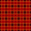 Stock Photo: Tartan, plaid pattern....