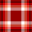 Seamless tartan pattern. — Photo